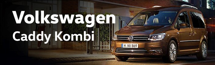 Caddy Kombi - 14.750 €