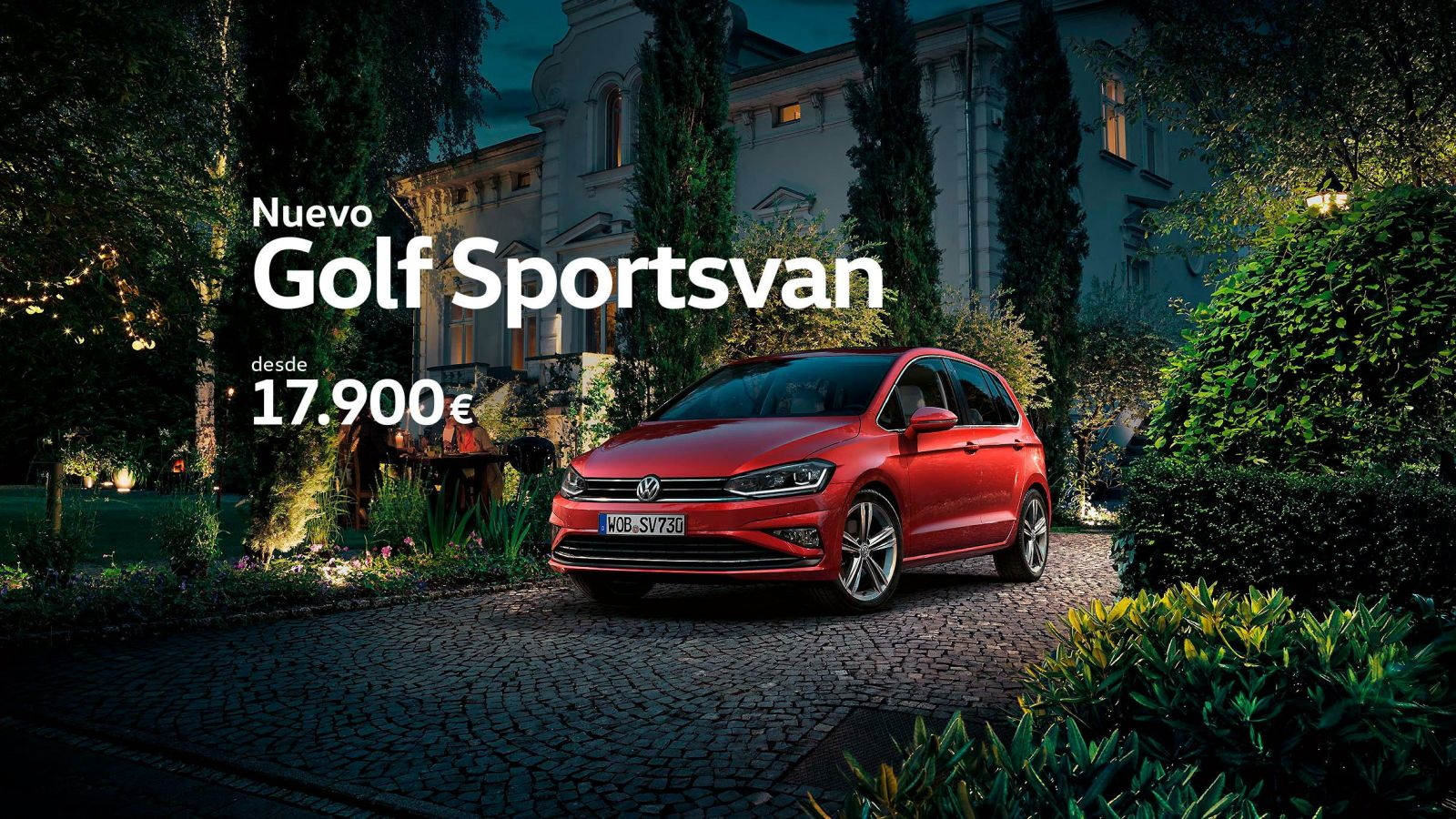 golf sportvan valladolid
