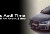 It's Audi Time | Audi A4 | Valladolid Wagen