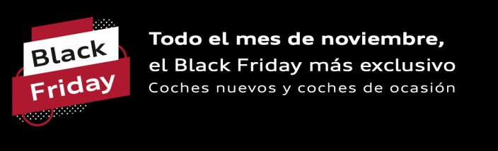 Black Friday Volkswagen Audi Valladolid